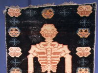skeleton carpet